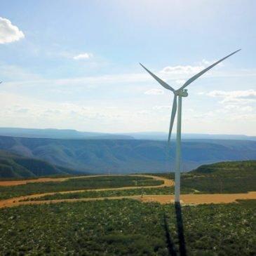 Enel Green Power inicia expansão de 29,4 MW em parque eólico na Bahia