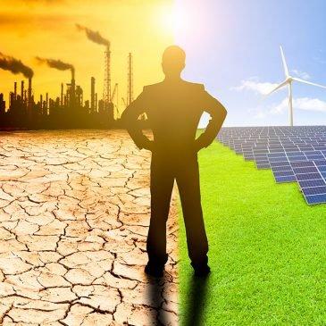 Avanço global das renováveis deve mudar força geopolitica