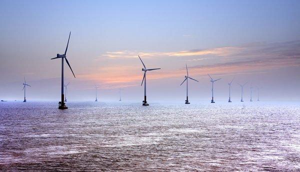 Energia eólica produz 15% da eletricidade consumida na Europa em 2019