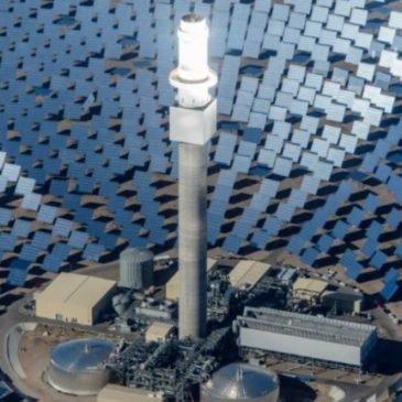 Construtora instala torre de energia solar mais alta do mundo em Dubai