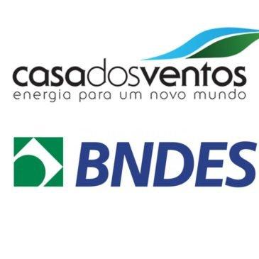 BNDES aprova financiamento de R$208 mi para parque eólico da Casa dos Ventos no RN